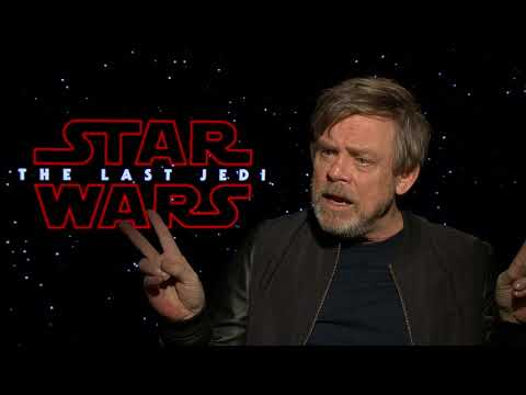 Star Wars: The Last Jedi Interview - Mark Hamill