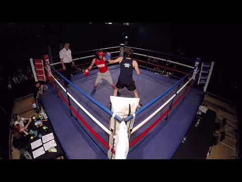 Chichester | Ultra White Collar Boxing| Aaron Murphy VS Liam Tatts