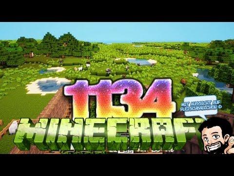 MINECRAFT [HD+] #1134 - Zweites OG mit Aussicht ★ Let's Play Minecraft