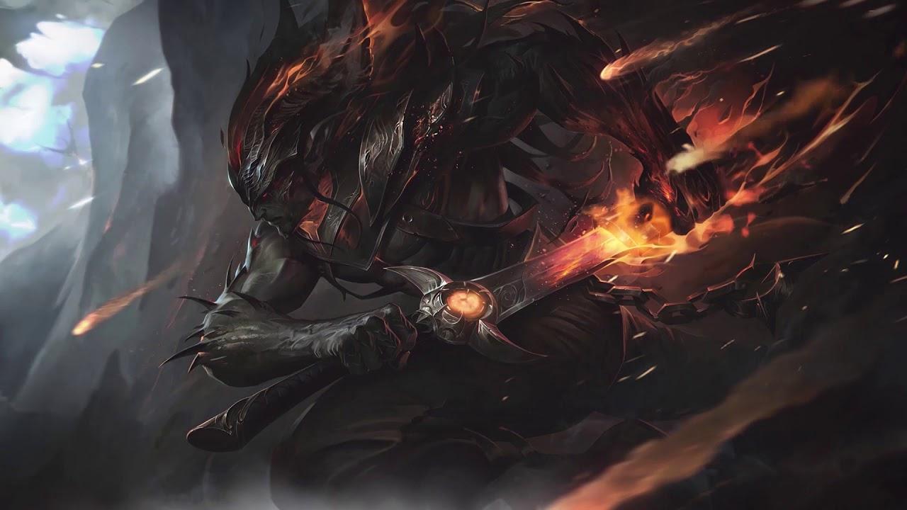League Of Legends Yasuo Wallpaper: League Of Legends (Wallpaper Engine