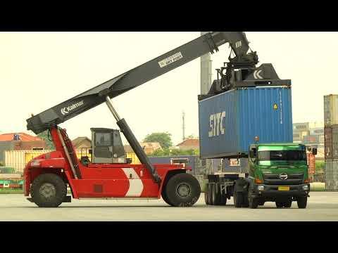Pusat Logistik Berikat úntuk Meningkatkan Efisiensi