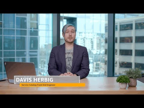 AWS Service Catalog - Getting Started