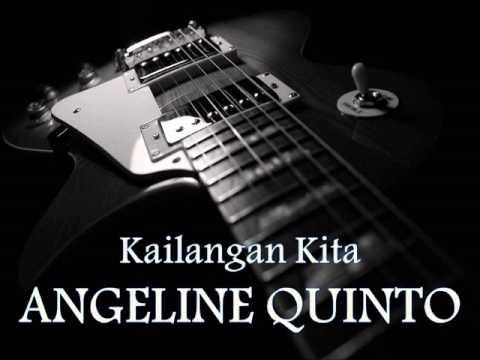ANGELINE QUINTO - Kailangan Kita [HQ AUDIO]