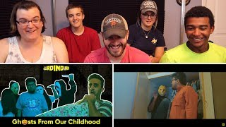 Jordindian | Ghosts From Our Childhood REACTION! | Darkest Fears