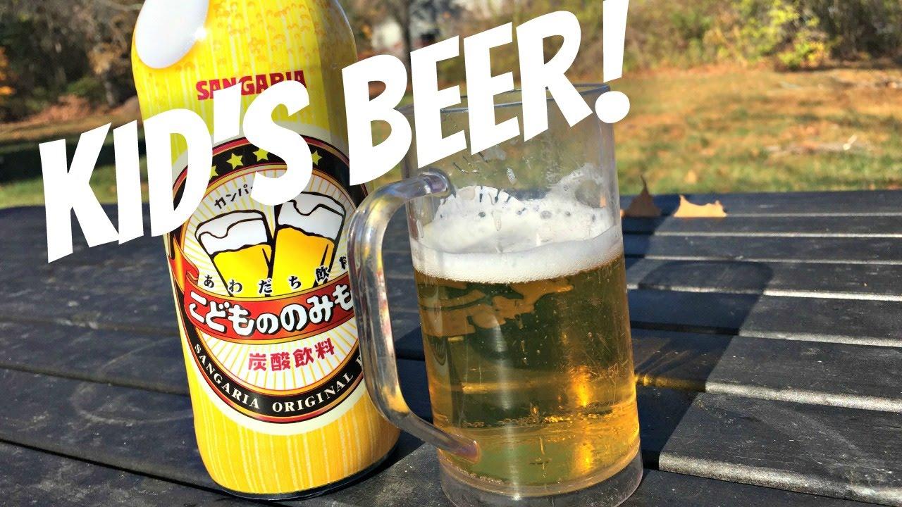 minuman unik jepang bir