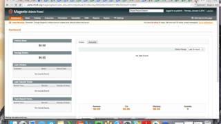 Magento 2.0 Admin vs. Magento 1.x Versions