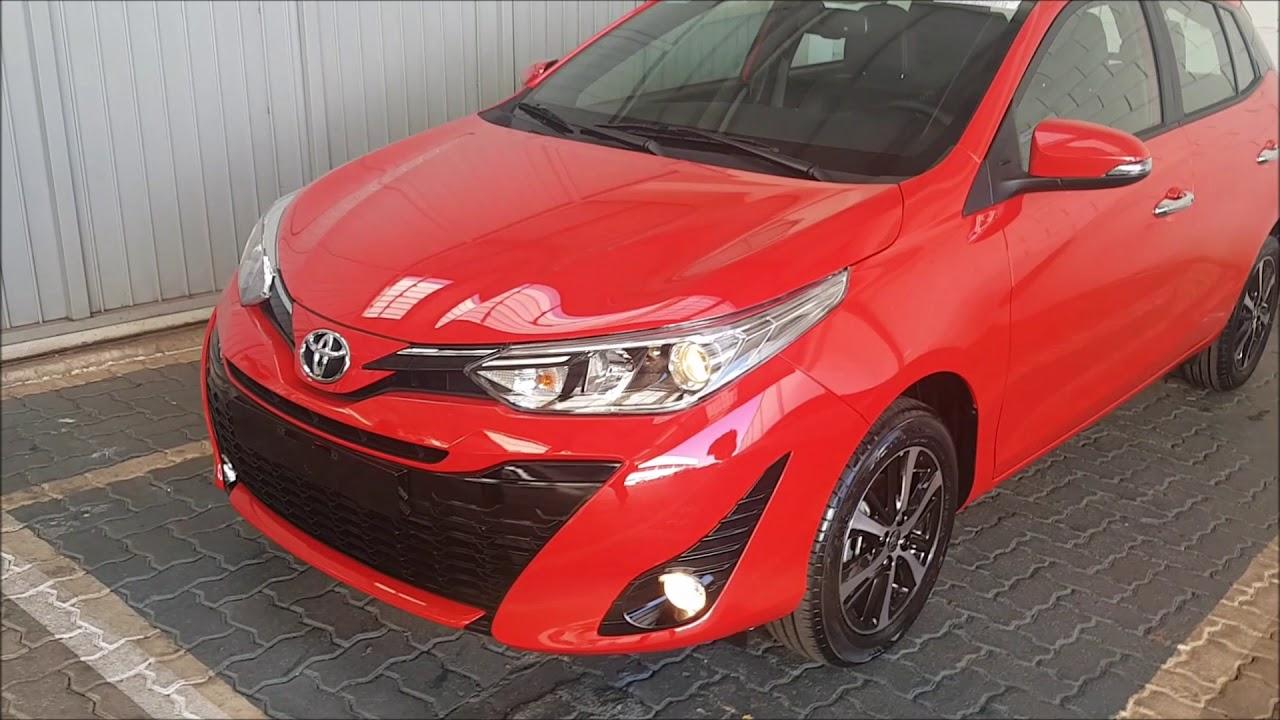 Toyota Yaris Hatch Xls 1 5 Flex Cvt 2019 Preco Consumo Detalhes