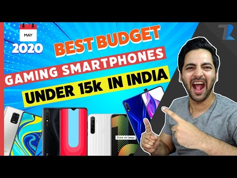 Top 7 Best Budget GAMING🎮 Smartphones Under Rs 15,000 [MAY 2020]