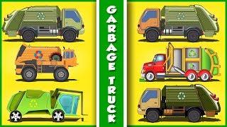 Garbage Truck | Car Garage Videos | Cartoons For Children by Kids Channel
