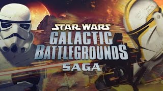 What is...Star Wars Galactic Battlegrounds (Classic Star Wars RTS)