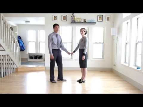 Learn to Swing Dance | Level 2 Lesson 1 (Lindy Hop) | Lindy Ladder