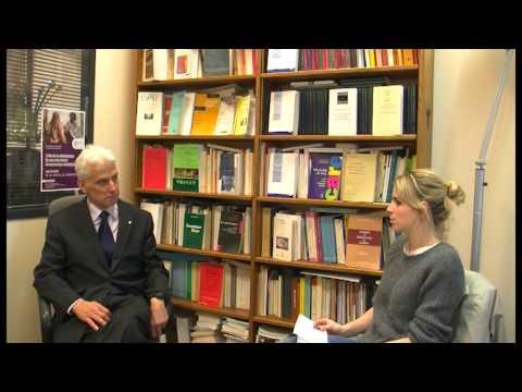 Chaire Gilson -- Entretien avec Jean Grondin, professeur à l'Université de Montréal