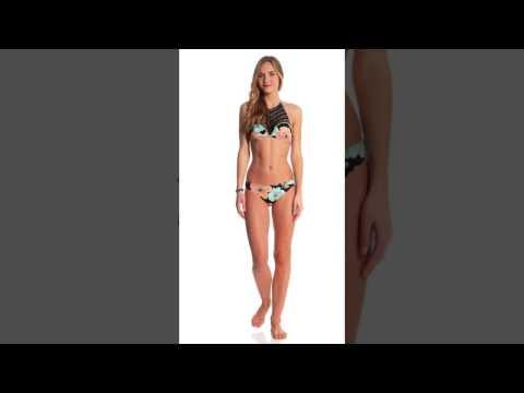 Bikini Lab Swimwear 40 Flower Week Bralette Bikini Top   SwimOutlet.com