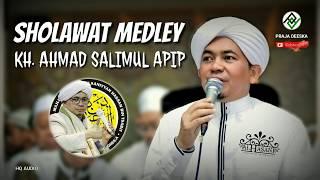 Download Lagu KH. Ahmad Salimul Apip - Shoalawat TERBANGAN feat Al-Hasani | HQ Audio (part 2) mp3