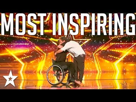 Cover Lagu Most Inspiring GOLDEN BUZZER Auditions | Got Talent Global STAFABAND