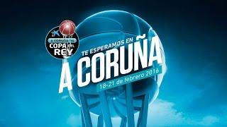 Sorteo Copa del Rey A Coruña 2016