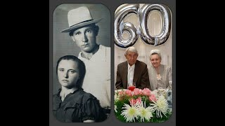 Поздравление на Юбилей свадьбы  родителей. 60 лет .