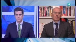 Noticias Intereconomía: Podemos, dimisión Aguirre, viaje Papa Francisco 15/02/2016