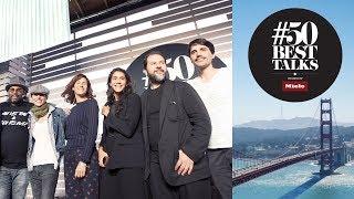 #50BestTalks: Voices for Change, San Francisco