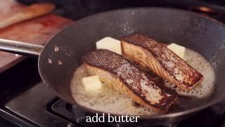 Sauce Spice Smoke Episode 7 - Salmon Beurre Blanc
