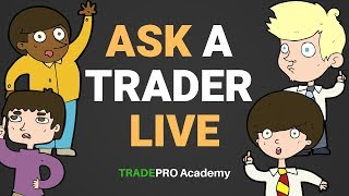 Monthly Q&A with a professional trader.