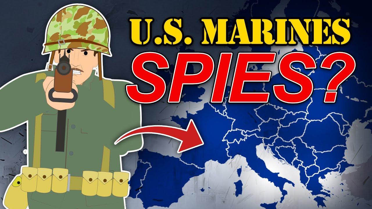 Did the U.S. Marines Fight in Europe in WW2?