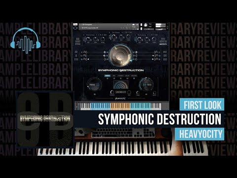 First Look: Symphonic Destruction by Heavyocity