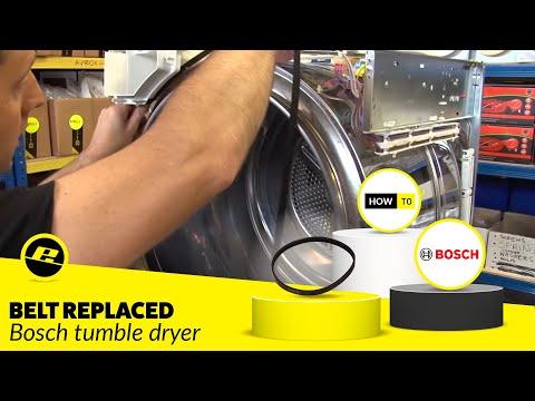 Bosch Maxx 8 Sensitive Dryer Drum Drive Belt WTE84101AU//38 WTE84101AU//40