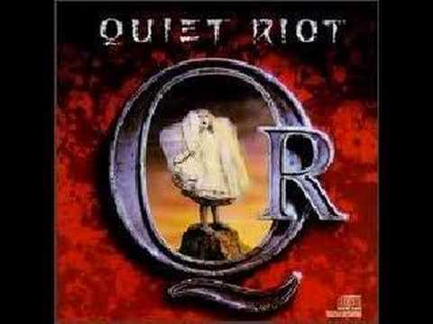 quiet riot callin the shots