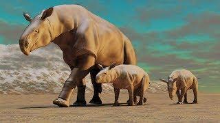 Paraceraterium - największy ssak lądowy jaki żył na Ziemi