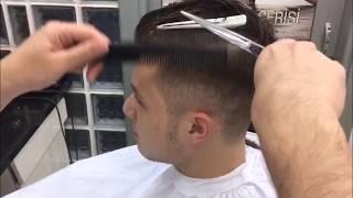 2018 Profesyonel italyan saç modeli ve kesim detayları - Men's New Hairstyles 2018