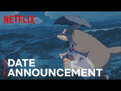 吉卜力工作室動畫系列即將上線Netflix   Netflix