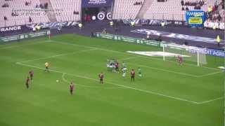 Finale Coupe Gambardella (1ère Partie: Le résumé du match) ASSE - OGCN   TUVISPORT © avril 2012