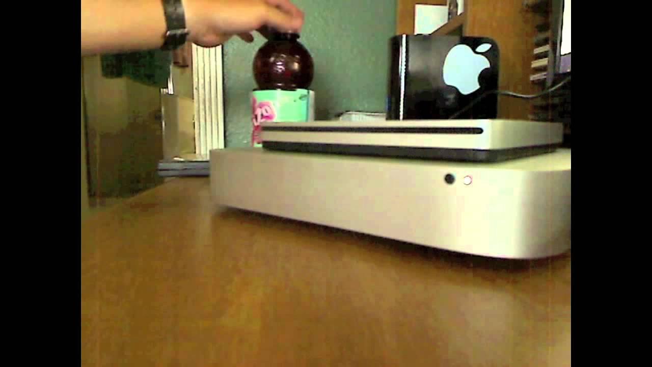 macbook air superdrive am mac mini
