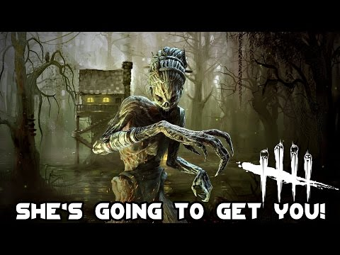 She's Going To Get You! | DEAD BY DAYLIGHT OF FLESH AND MUD New DLC |