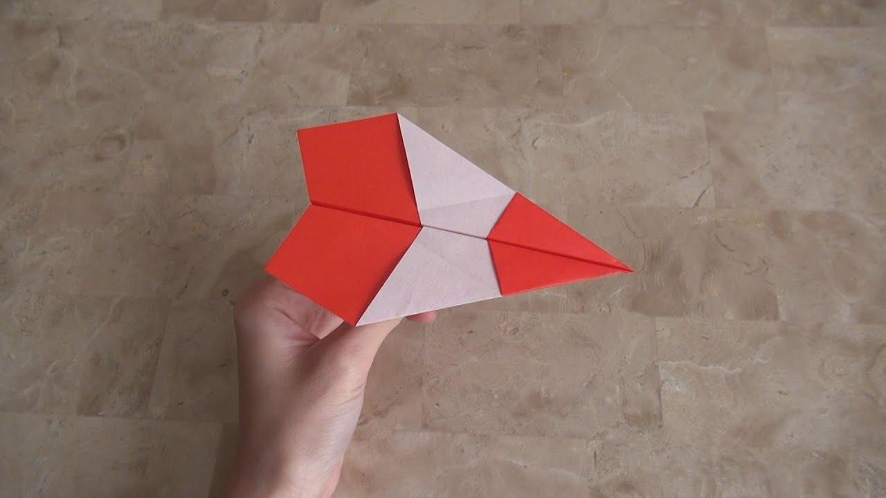 飛ぶ 紙 飛行機 折り紙 紙飛行機の作り方|折り紙でよく飛ぶ、宙返りする紙飛行機5選【写真付...