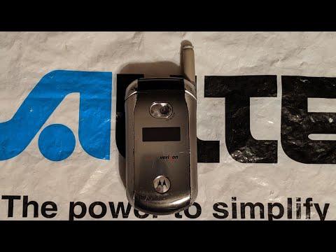 Verizon Wireless Motorola V276