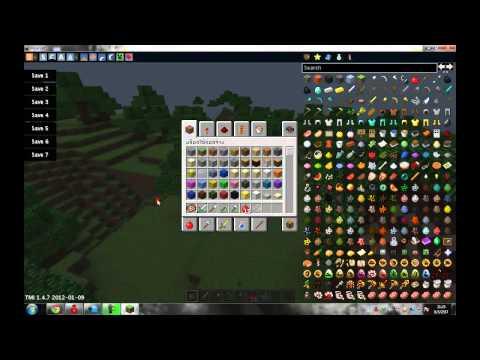 Minecraft 1.4.7 ไดโนเสาร์