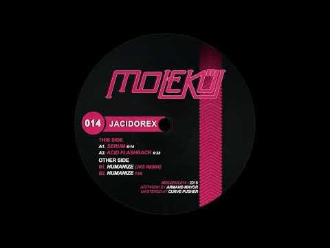 Jacidorex - Humanize [MLKL014]