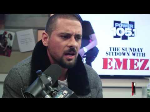 The Sunday Sitdown With EmEz: J.R. Ramirez