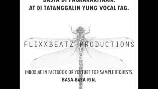 "OPM Sample Uplifting Rap Beat ""Tag Ulan"""