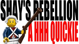 Shays' Rebellion Explained In One Minute