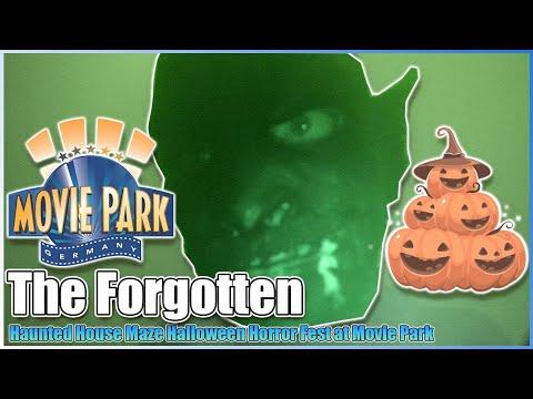 👹the-forgotten-maze🎃halloween-horror-fest-15👻movie-park-germany😱nightshot-version-haunted-house