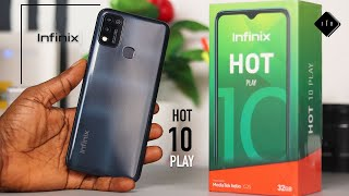 Infinix Hot 10 Play Unboxing and Review! Watch this before you buy