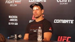 UFC Belem: Lyoto Machida Post-Fight Press Conference - MMA Fighting