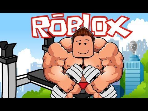 💪 SOY EL MÁS MUSCULOSO!!! En Roblox (Weight lifting simulator 2)