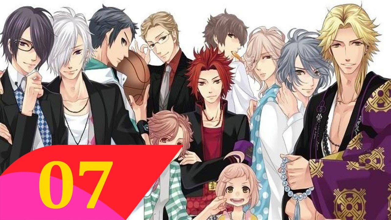 Anime 7 Brothers