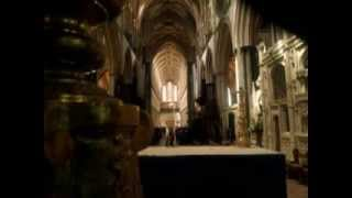 Christmas Carols Played on my Hauptwerk Virtual Organ Featuring Salisbury Cathedral UK