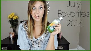 July Favorites 2014 ❥ Thumbnail