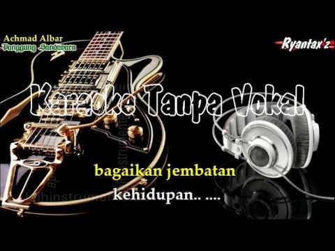 Karaoke Achmad Albar - Panggung Sandiwara